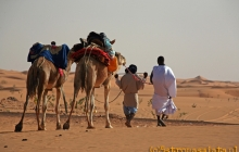 Karawana, Mauretania