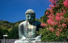Kamakura - statua Wielkiego Buddy