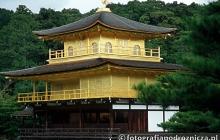 Kioto - Pałac Złotego Pawilonu