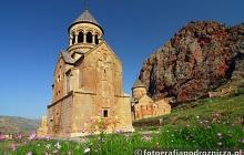 Ormiański klasztor w Norawank