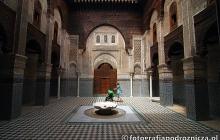 Fez - medresa Al-Attarin
