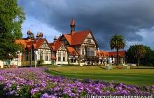 Królewskie Łazienki w Rotorua