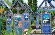 Wesoły Cmentarz w Sapancie