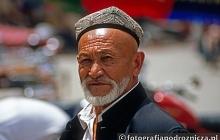 Na bazarze w Kaszgarze