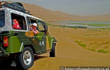 Na bezdrożach pustyni Badaj Jaran