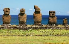 Wyspa Wielkanocna – tajemnica posągów moai