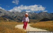 Na szlaku w Alpach Nowozelandzkich