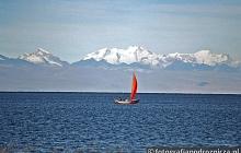 Titicaca - błękitne oko Ameryki Południowej