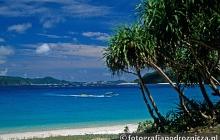 Tropikalne plaże na wyspach Okinawy