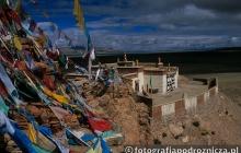 Buddyjski klasztor w Tybecie