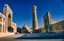 Uzbeckie medresy
