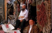 Bazar w Kaszgarze