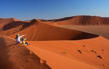 Namibia – na tropach Wielkiej Piątki
