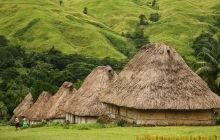 Wioska Navala, Fidżi