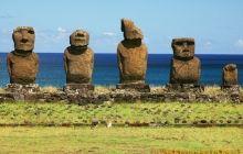 Pacyfik – wyspy szczęśliwe