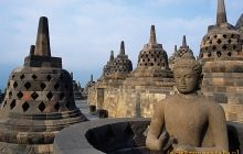 Borobudur, Jawa