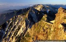 Główna grań Alp Japońskich