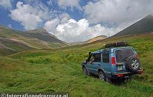 Bezdroża pogranicza Armenii i Górskiego Karabachu