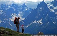 Trekking we francuskich Alpach