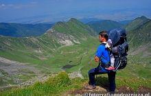 Na szlaku w górach Fogaraskich