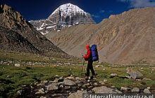 Trekking wokół świętej góry Kailasz