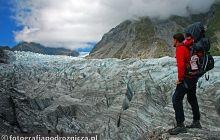 Wędrówka po lodowcu