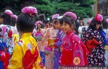 Japonia – tam gdzie noszą kimona
