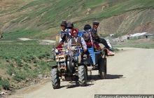 Tybetańskie traktorki