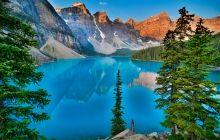 Po obu stronach Gór Skalistych – USA i Kanada