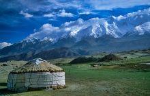 U podnóża gór Pamir
